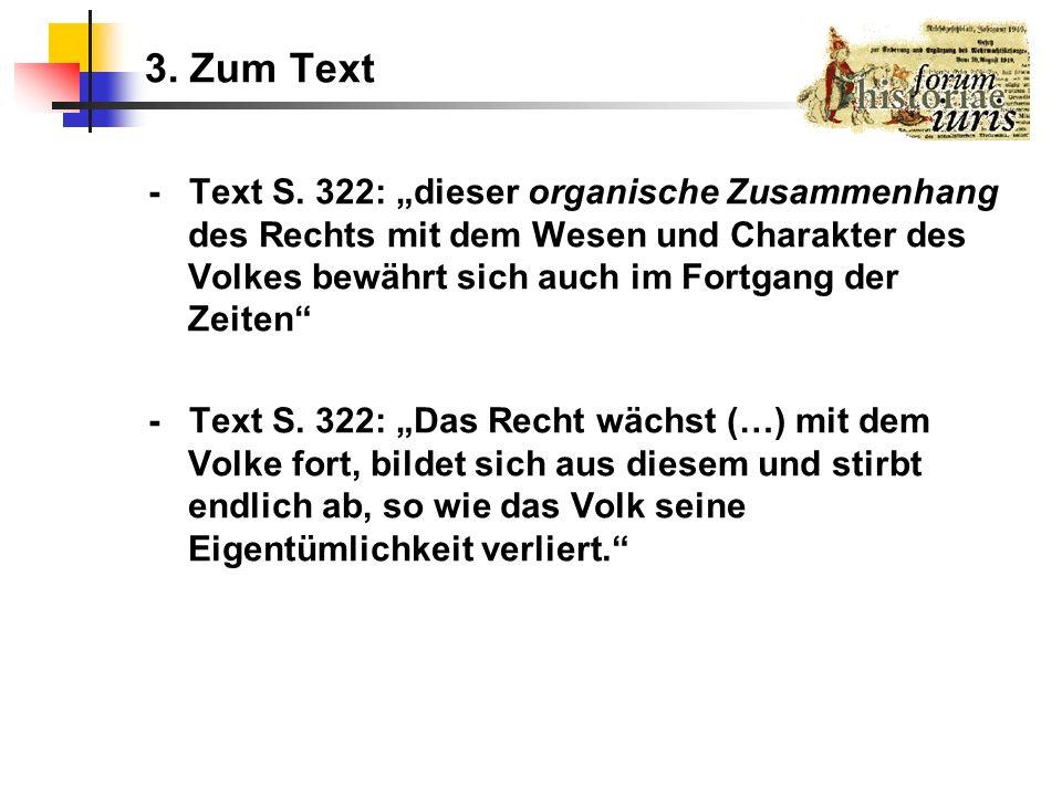3. Zum Text