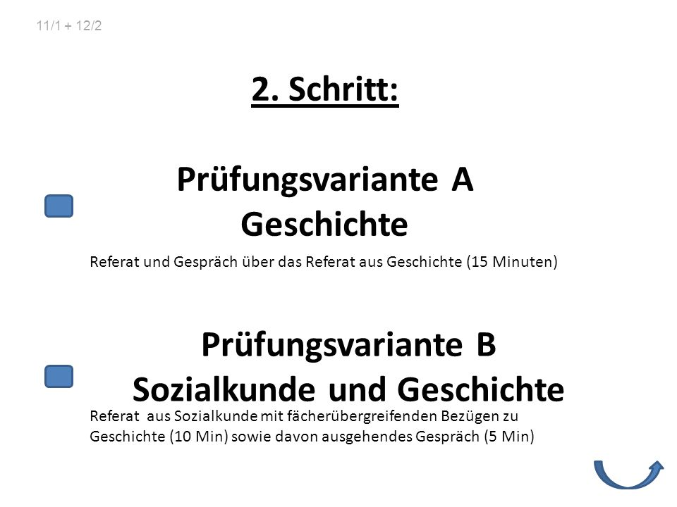 Sozialkunde und Geschichte