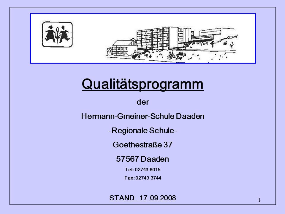 Hermann-Gmeiner-Schule Daaden