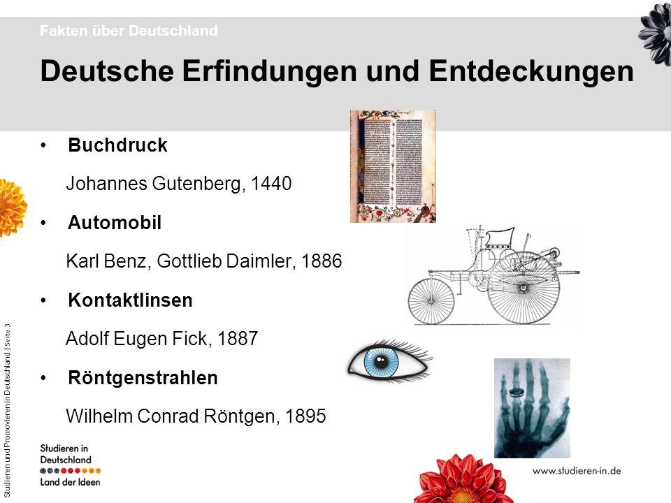 Fakten über Deutschland