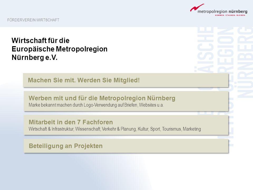 Wirtschaft für die Europäische Metropolregion Nürnberg e.V.