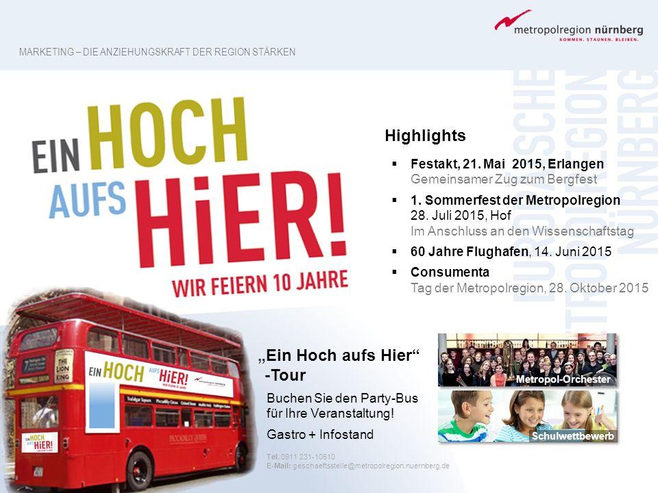 """""""Ein Hoch aufs Hier -Tour"""