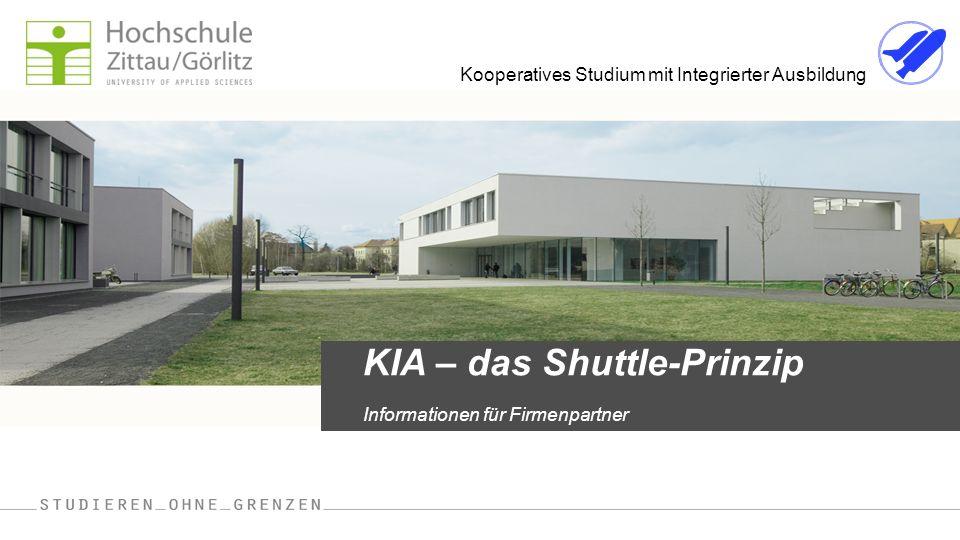 KIA – das Shuttle-Prinzip Informationen für Firmenpartner