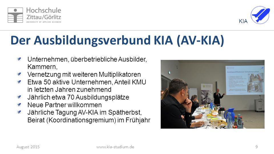 KIA für Partnerunternehmen