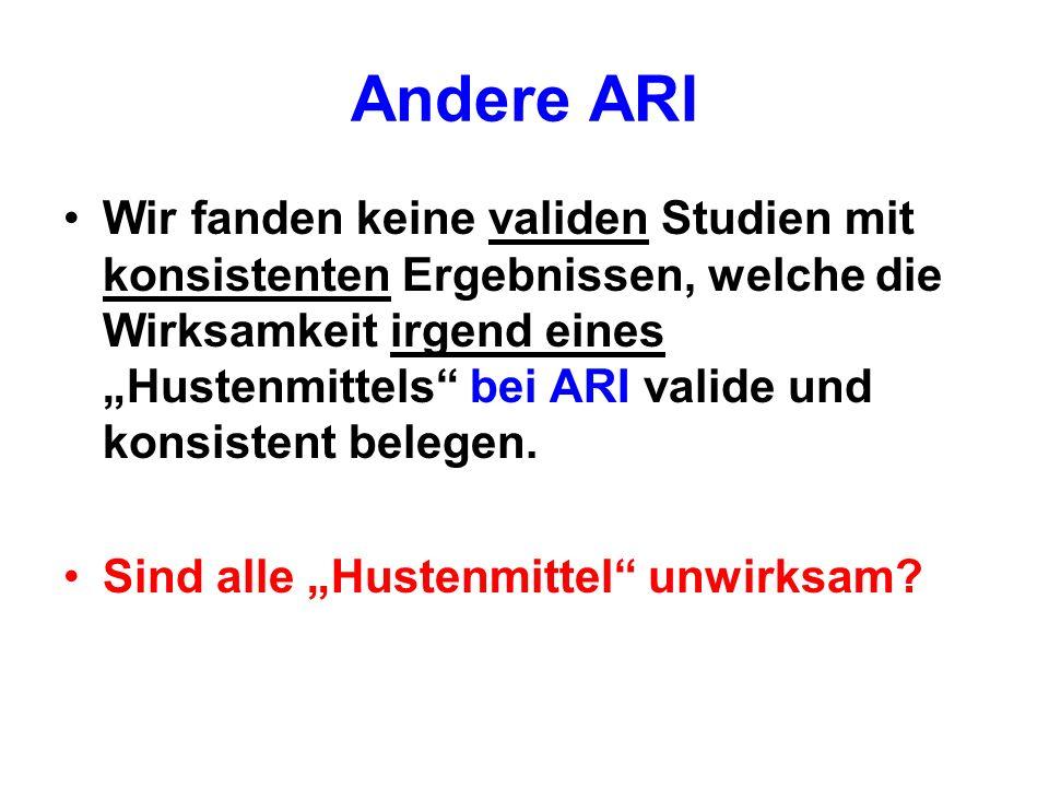 Andere ARI