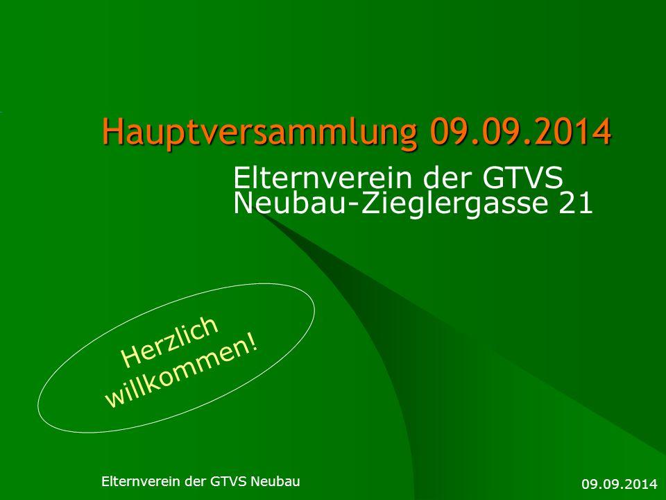 Elternverein der GTVS Neubau-Zieglergasse 21