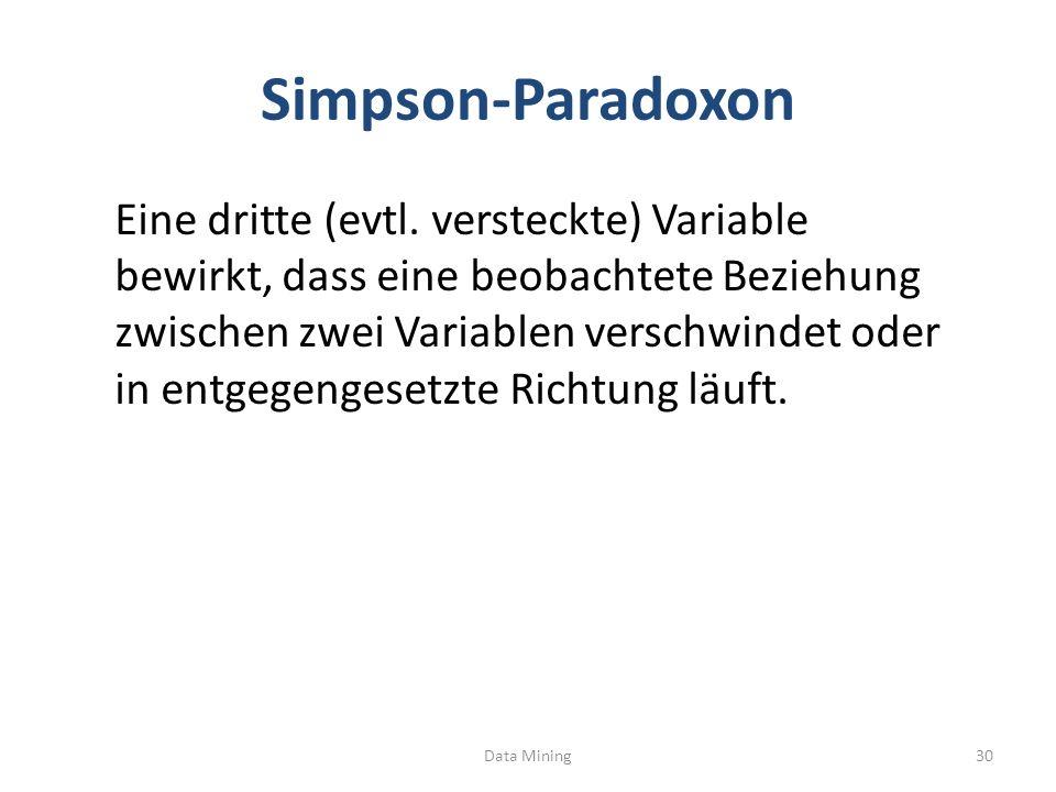 Simpson-Paradoxon