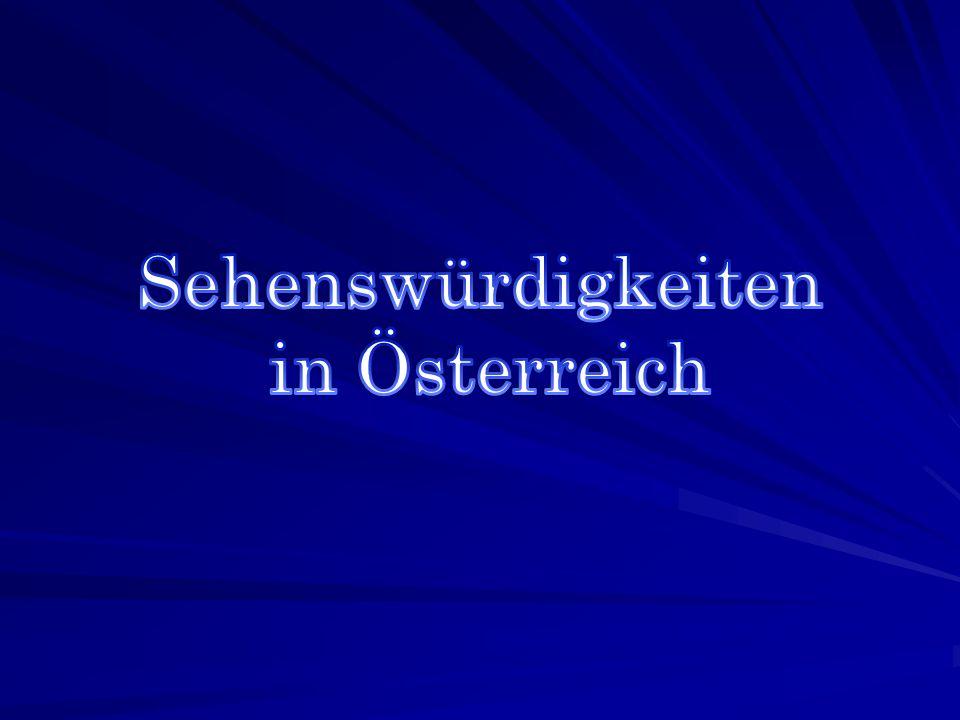 Sehenswürdigkeiten in Österreich