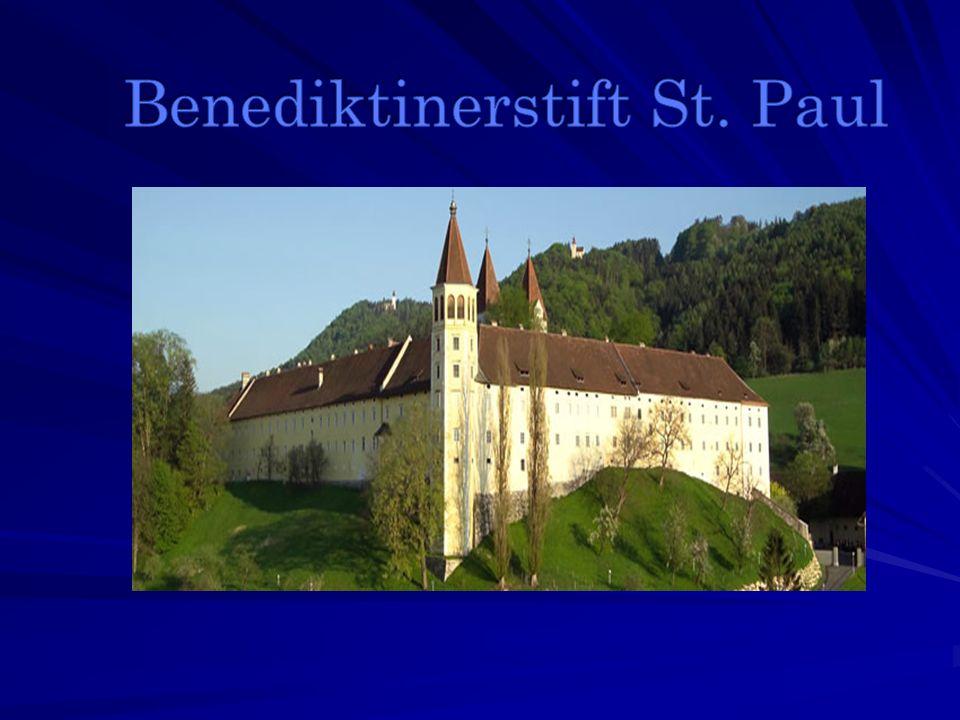Benediktinerstift St. Paul
