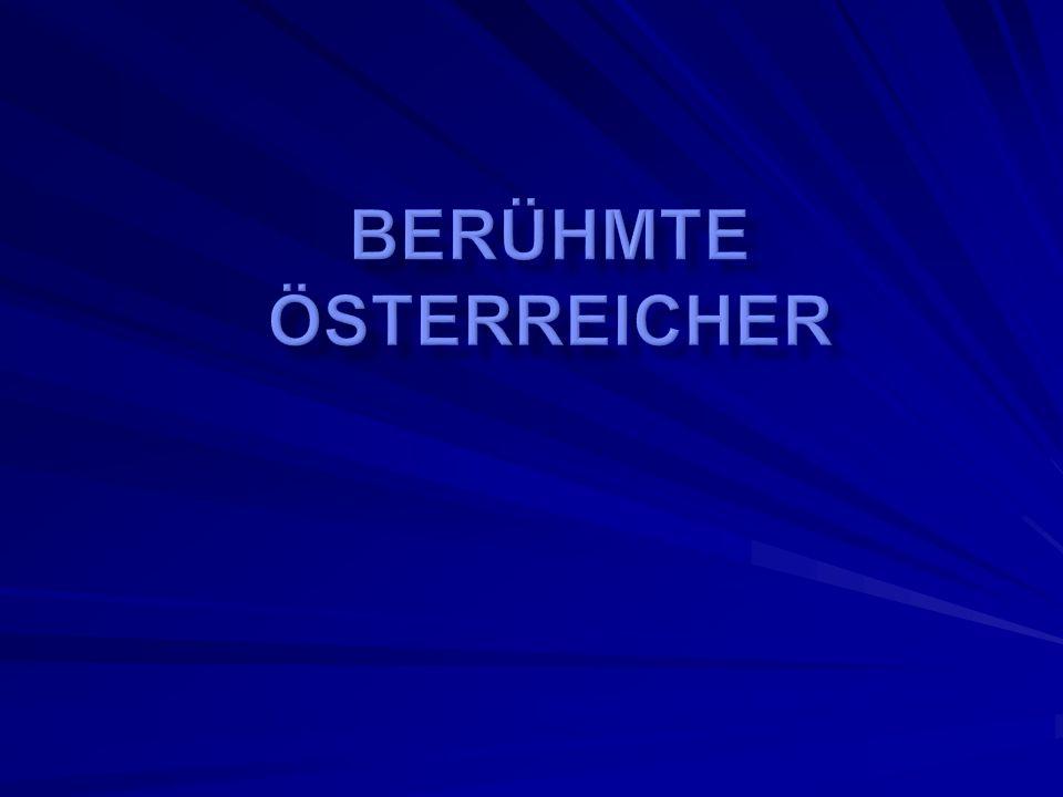 Berühmte Österreicher