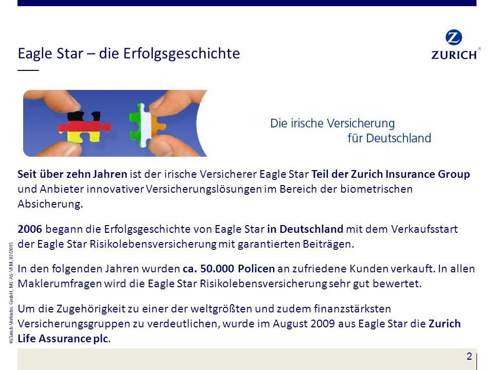 Eagle Star – die Erfolgsgeschichte