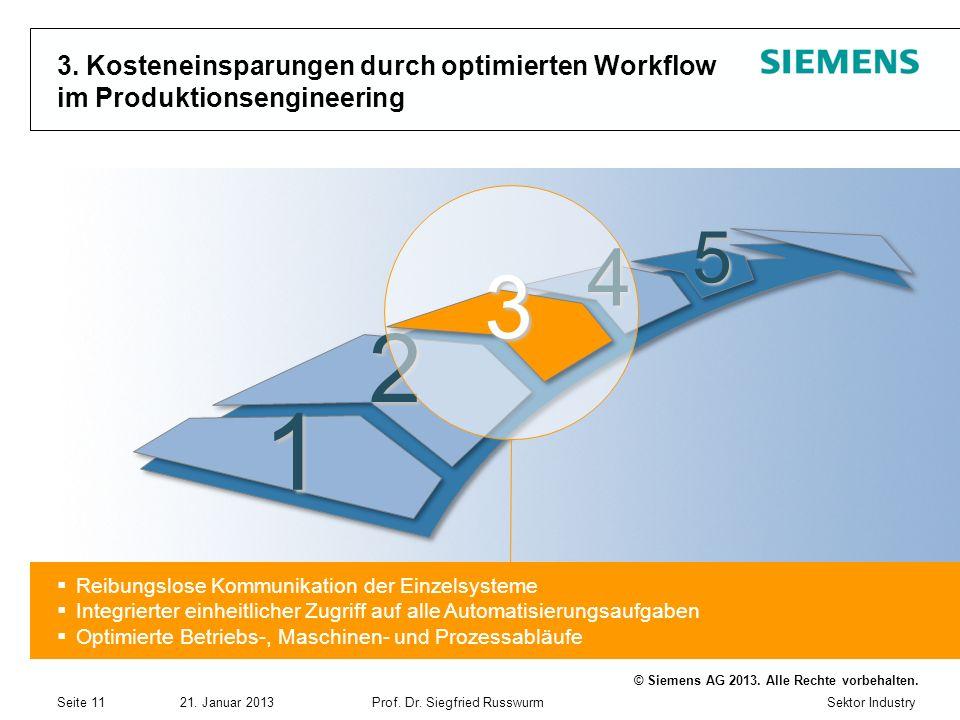 3. Kosteneinsparungen durch optimierten Workflow im Produktionsengineering