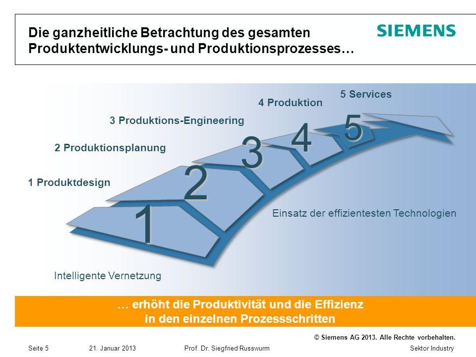 Die ganzheitliche Betrachtung des gesamten Produktentwicklungs- und Produktionsprozesses…