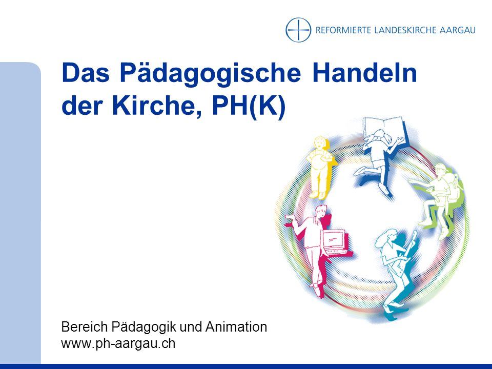 Entwicklung seit 1983 Das Pädagogische Handeln der Kirche, PH(K)