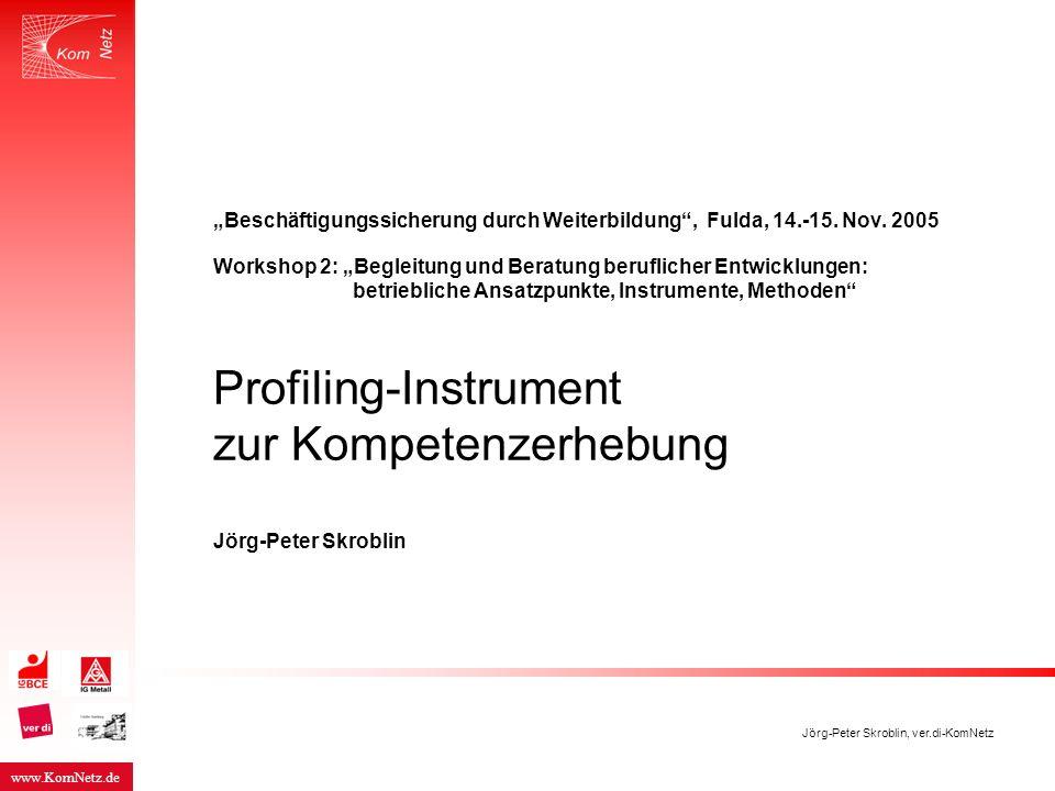 """""""Beschäftigungssicherung durch Weiterbildung , Fulda, 14. -15. Nov"""