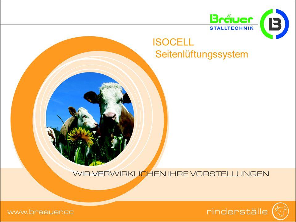 ISOCELL Seitenlüftungssystem