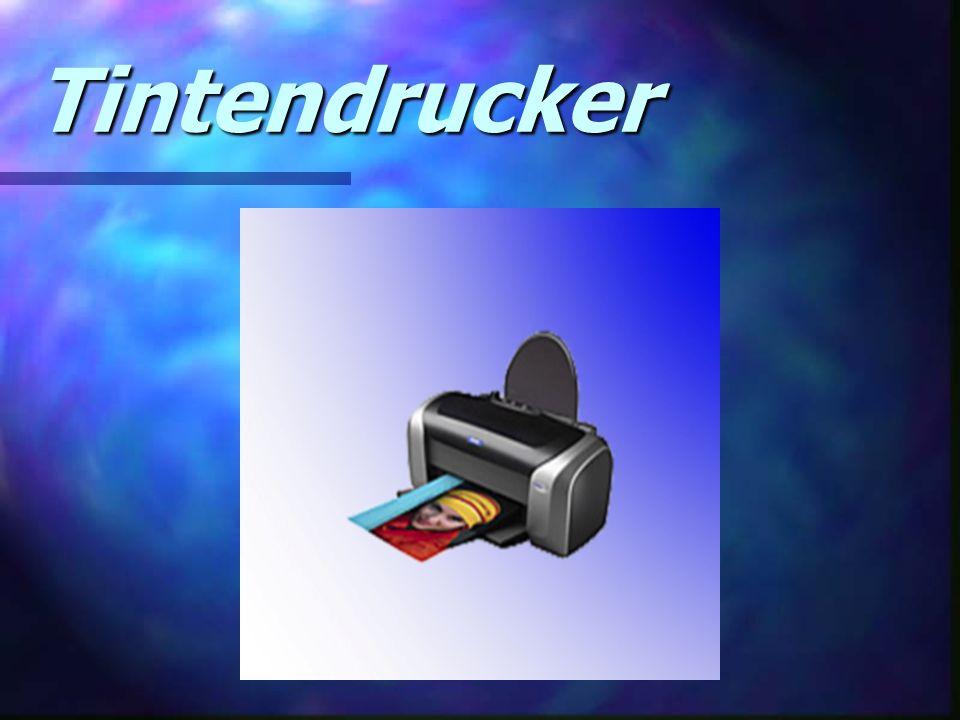 Tintendrucker