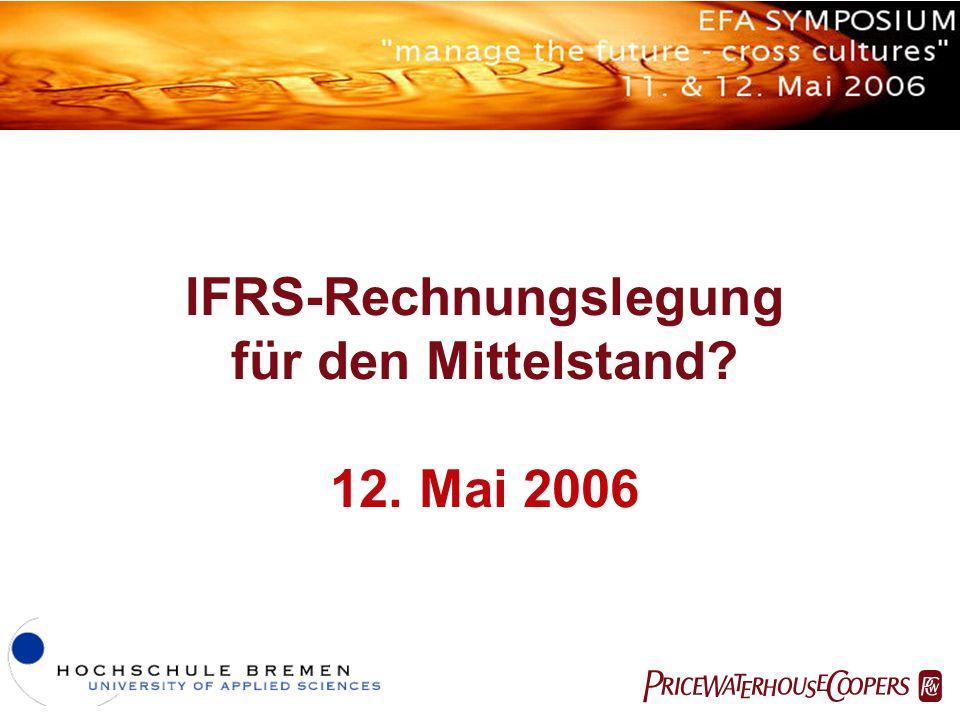 IFRS-Rechnungslegung
