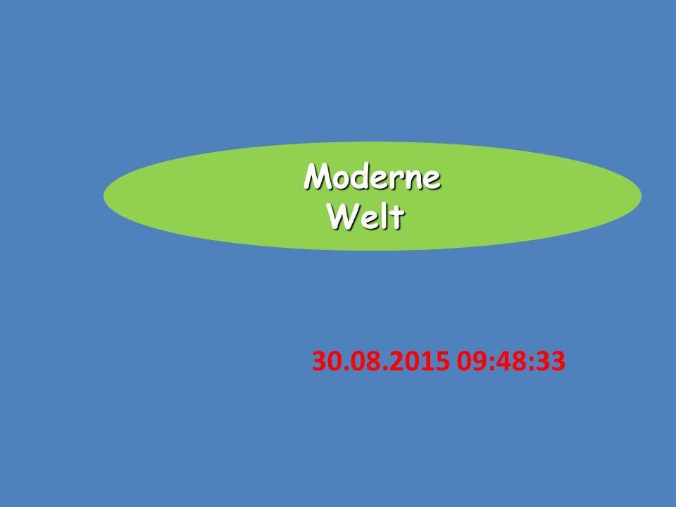 Moderne Welt 21.04.2017 23:54:03
