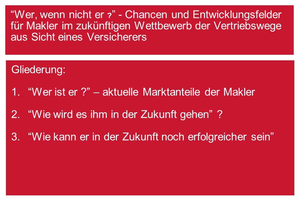 """Das """"Maklerversicherer - Kleeblatt Gemeinsam auf der Seite der Makler aktiv"""