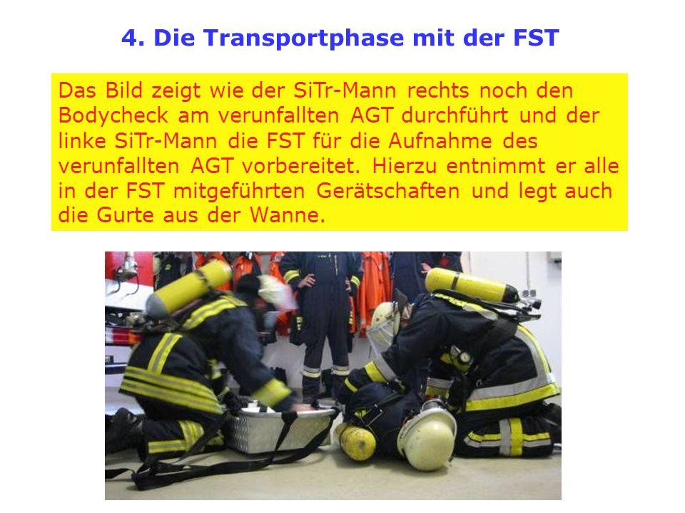 4. Die Transportphase mit der FST