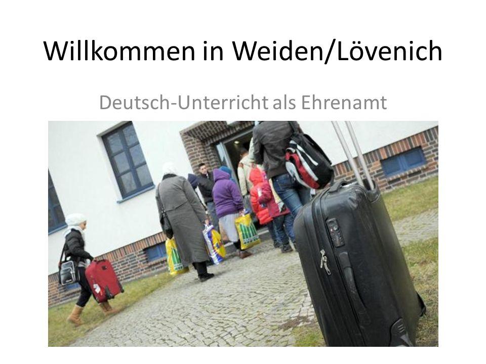 Willkommen in Weiden/Lövenich