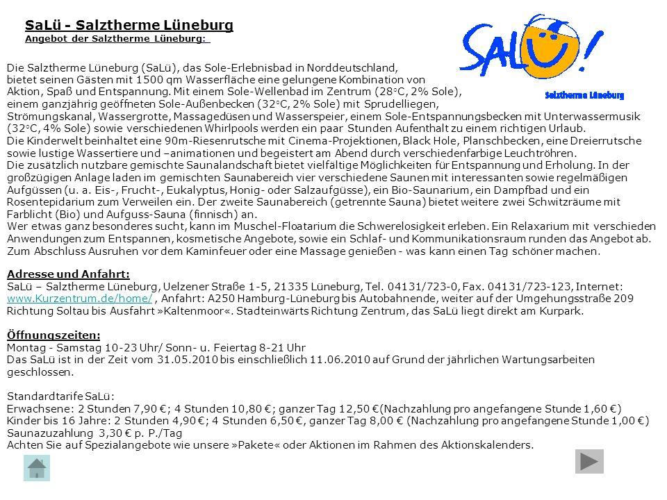 SaLü - Salztherme Lüneburg