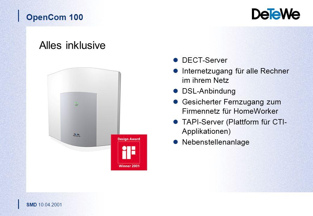 Alles inklusive DECT-Server