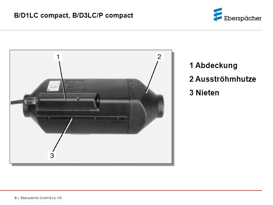 B/D1LC compact, B/D3LC/P compact