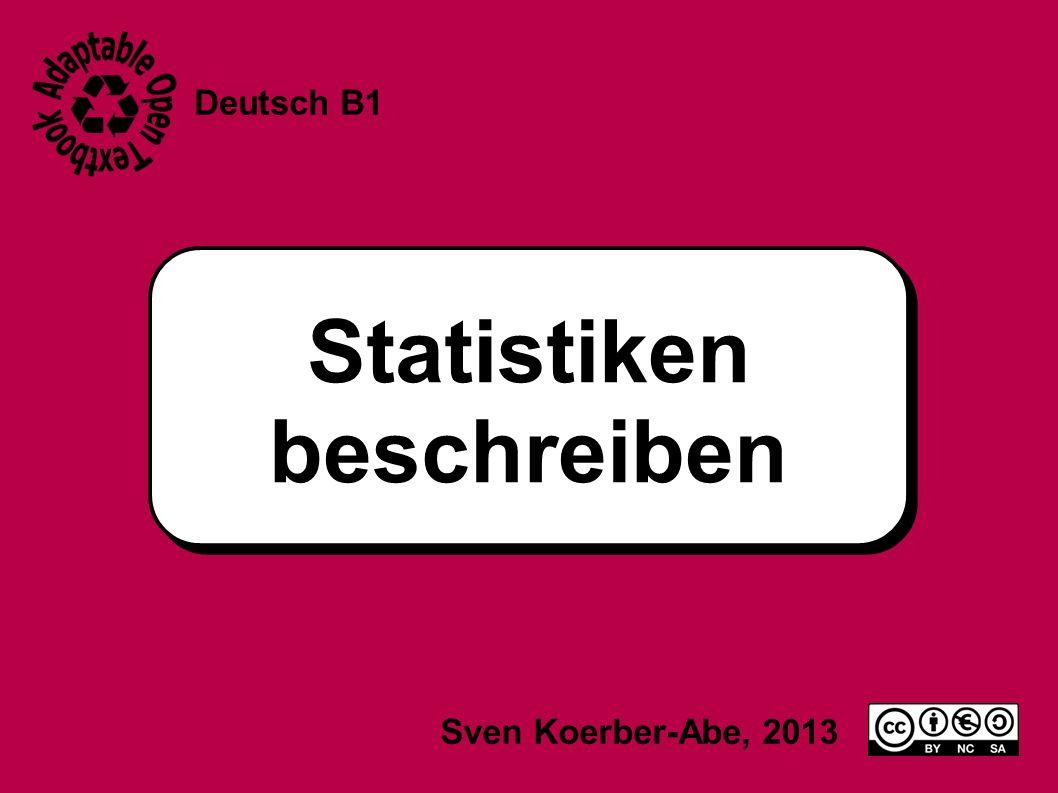 Statistiken beschreiben