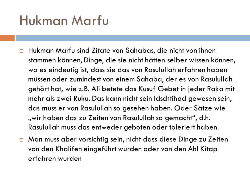 Hukman Marfu
