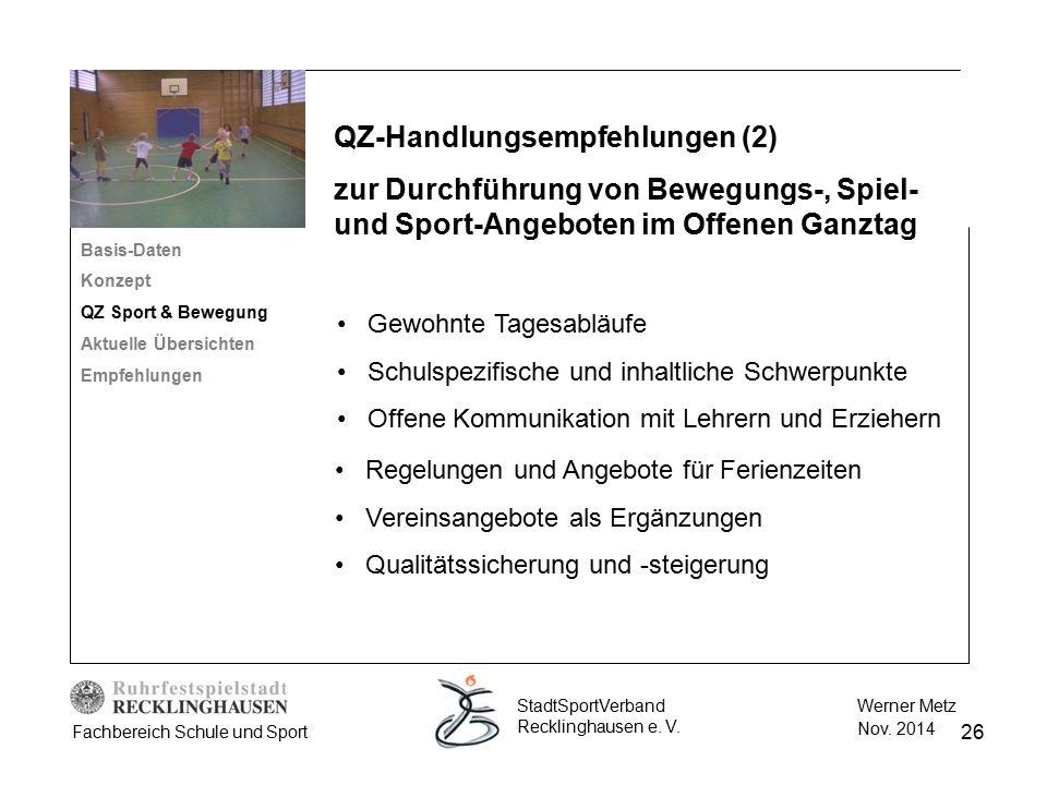 QZ-Handlungsempfehlungen (2)