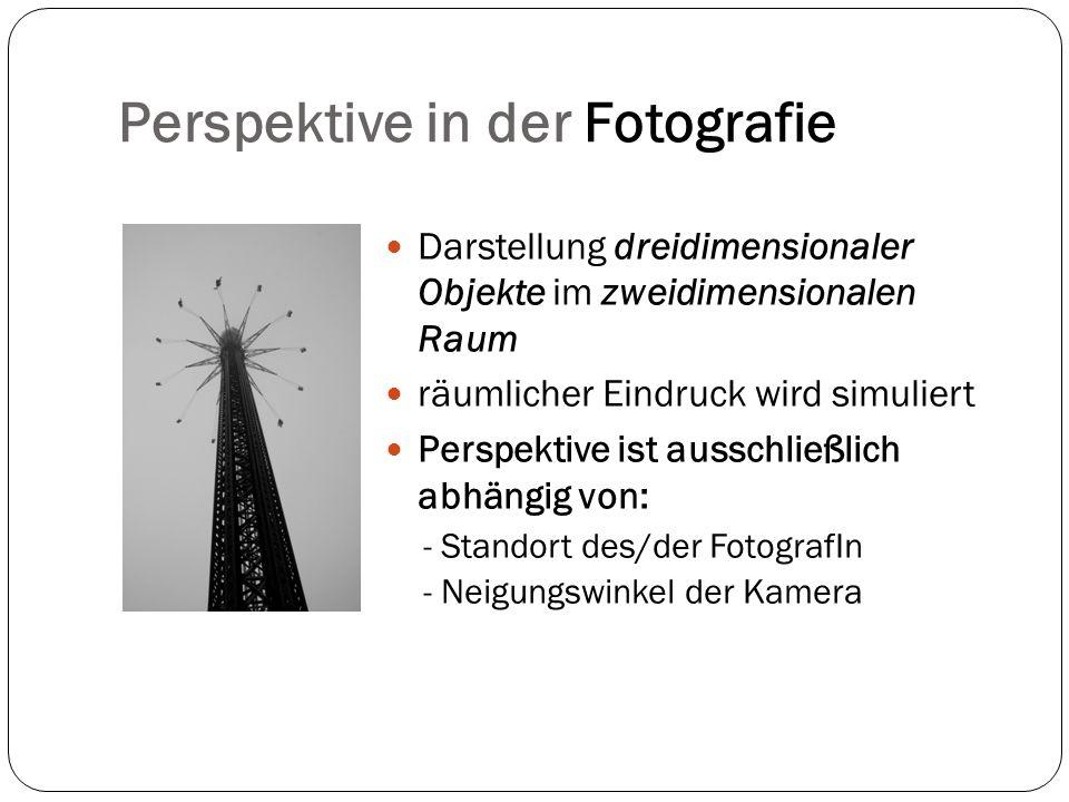 Perspektive in der Fotografie