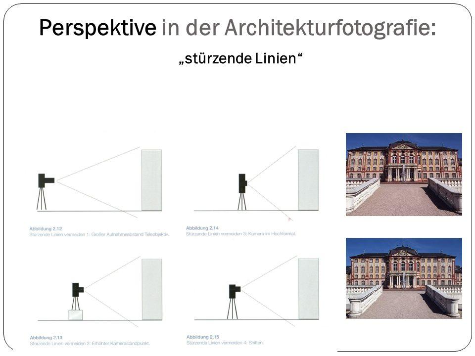"""Perspektive in der Architekturfotografie: """"stürzende Linien"""