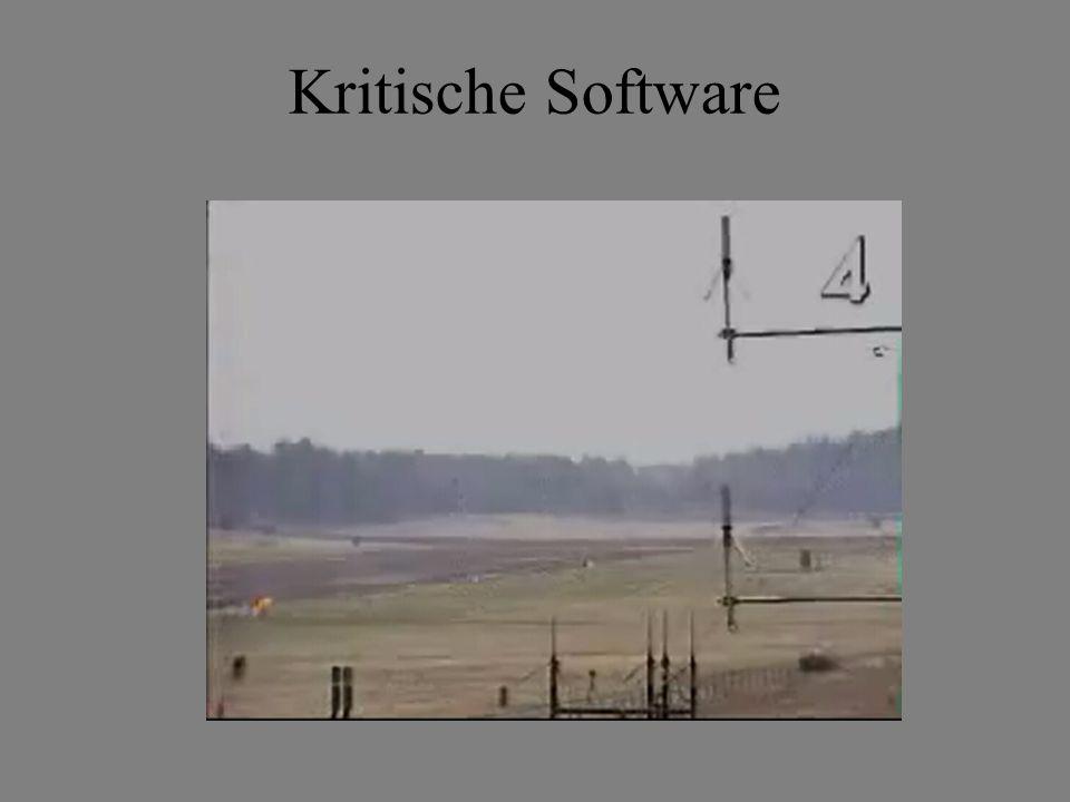 Kritische Software