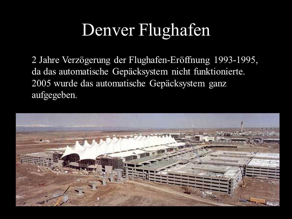 Denver Flughafen