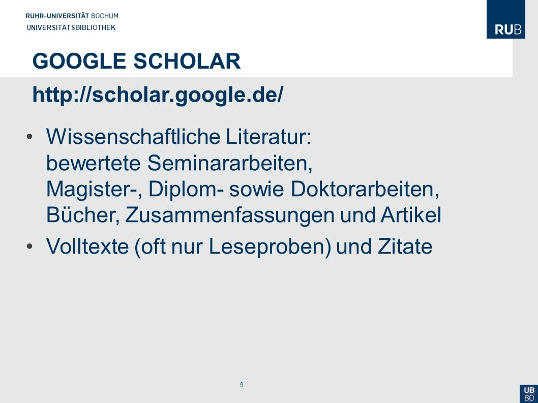 Google Scholar http://scholar.google.de/