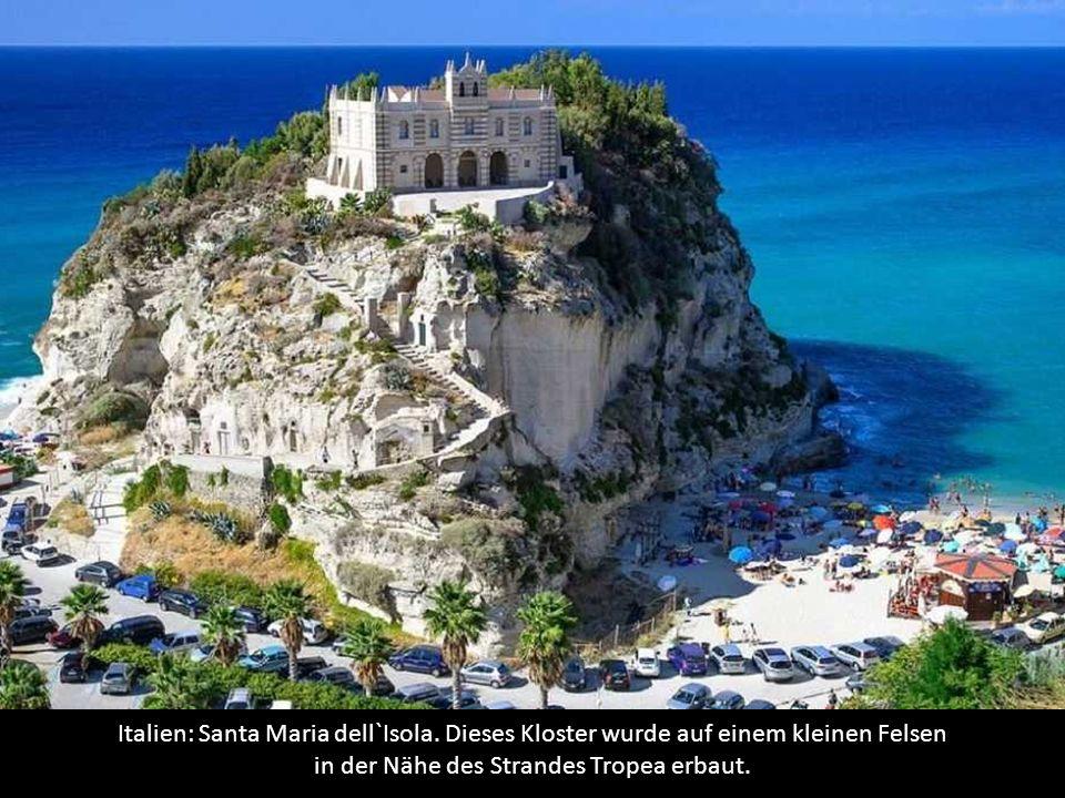 Italien: Santa Maria dell`Isola