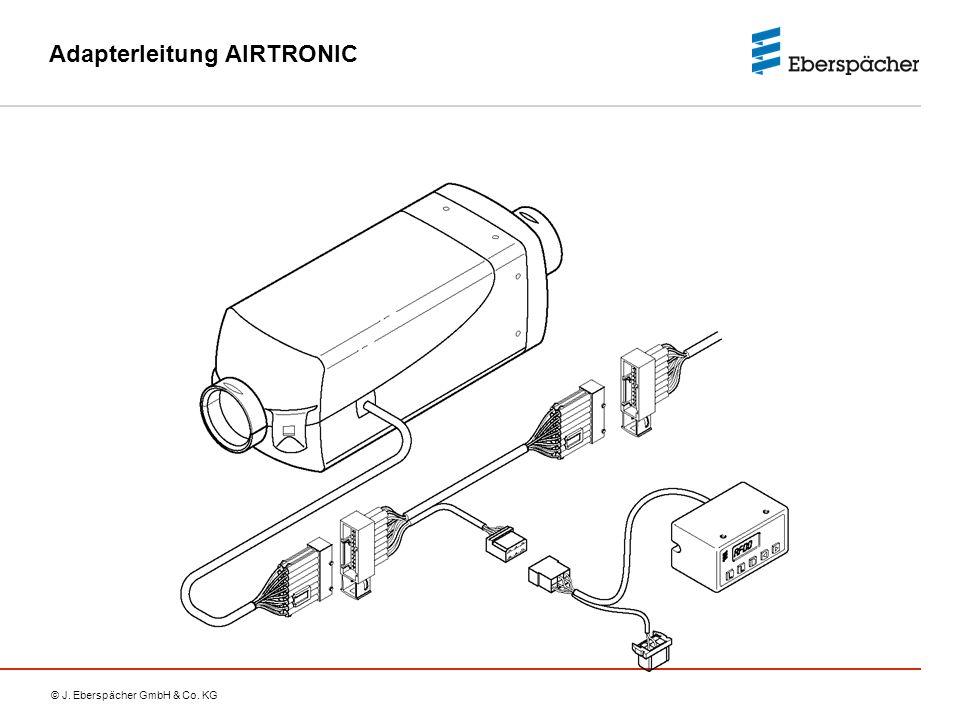 Adapterleitung AIRTRONIC