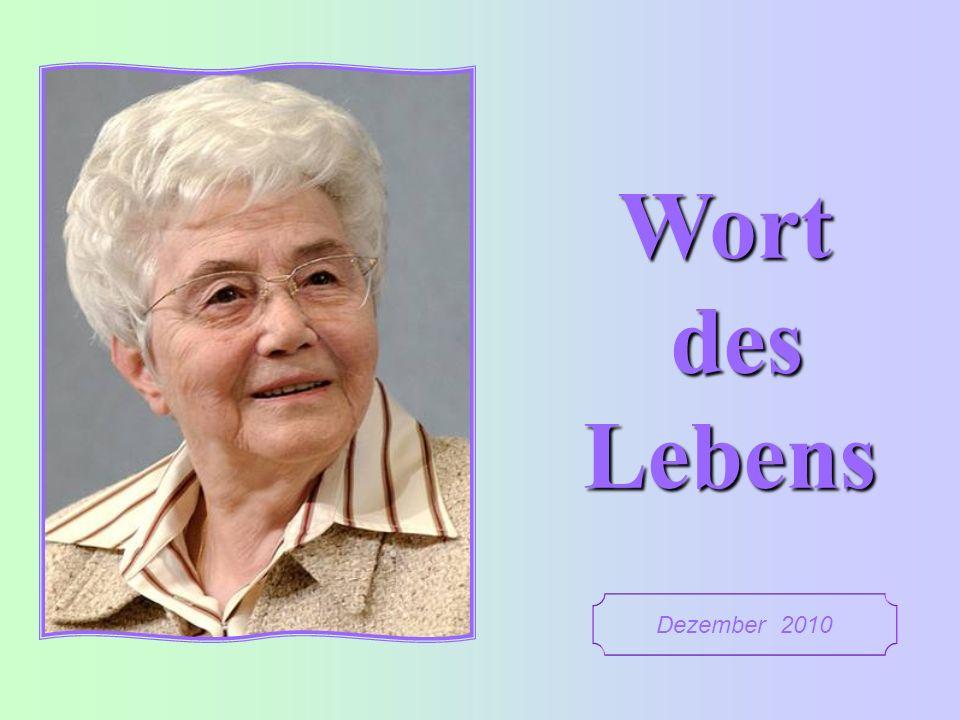 Wort des Lebens Dezember 2010 1