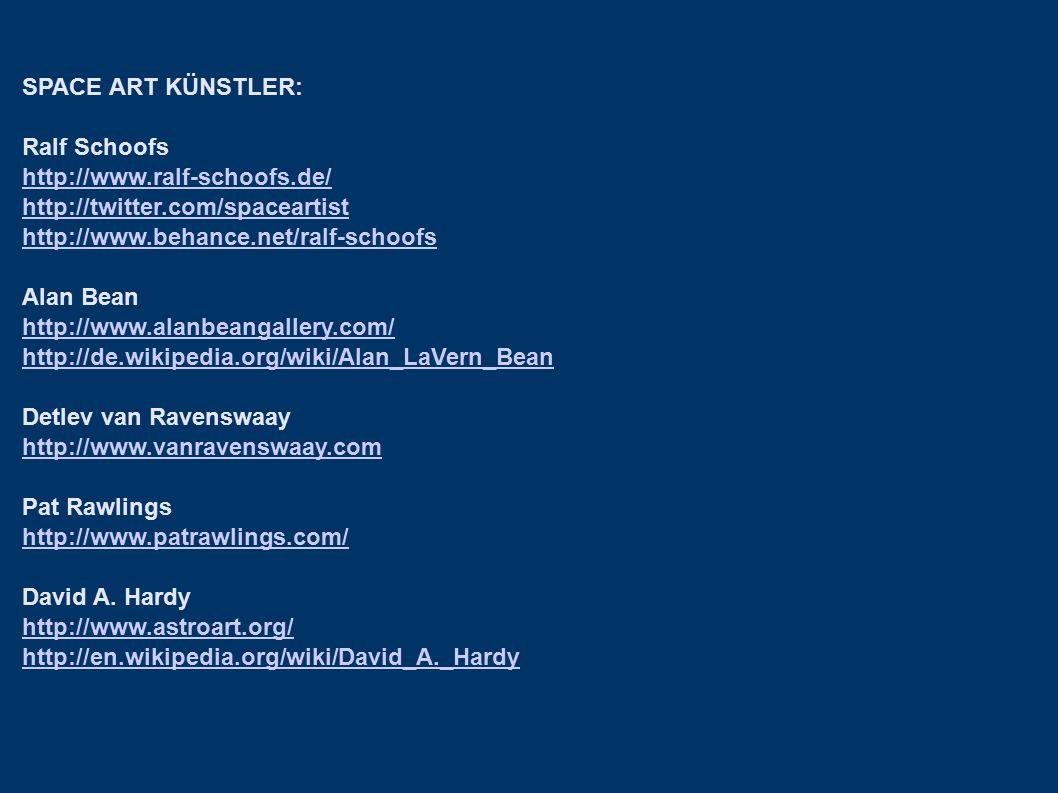 SPACE ART KÜNSTLER: Ralf Schoofs. http://www.ralf-schoofs.de/ http://twitter.com/spaceartist. http://www.behance.net/ralf-schoofs.