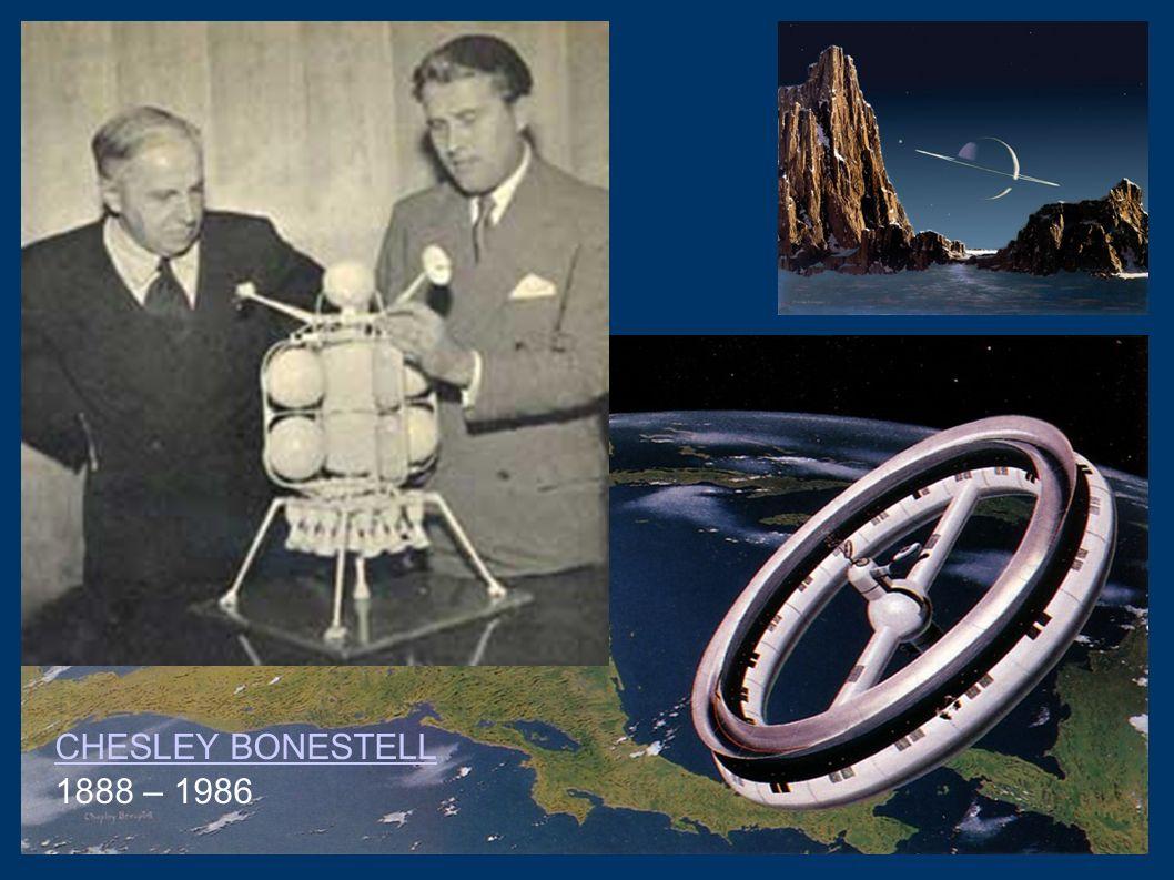 """Der Begriff """"Space Art stammt aus den 1950er Jahren"""