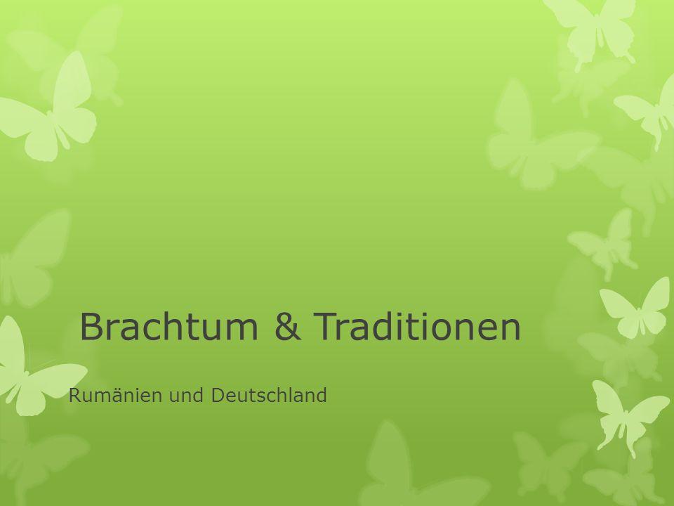 Brachtum & Traditionen