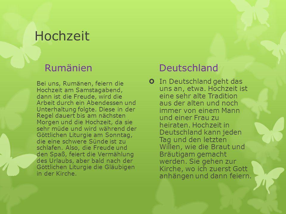 Hochzeit Rumänien Deutschland
