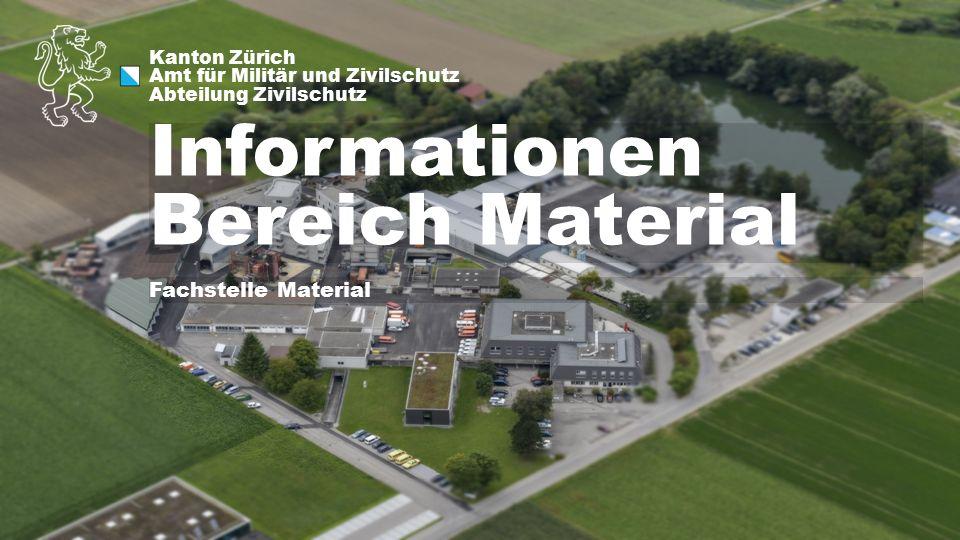 Informationen Bereich Material