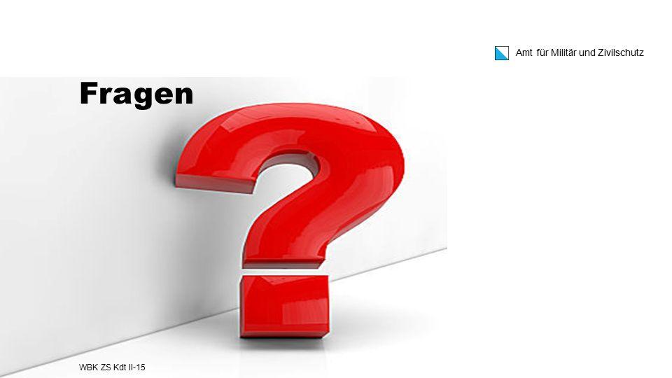 Fragen WBK ZS Kdt II-15
