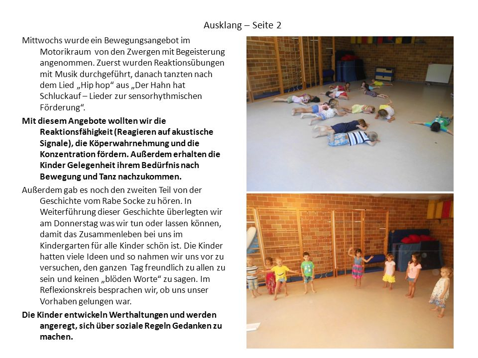 Ausklang – Seite 2