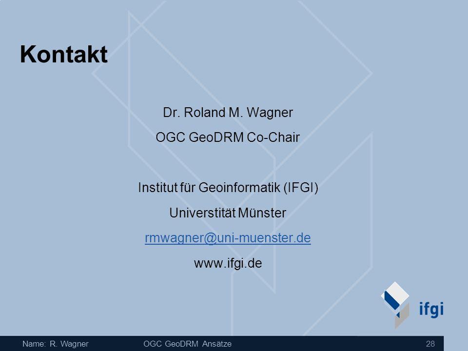Institut für Geoinformatik (IFGI)