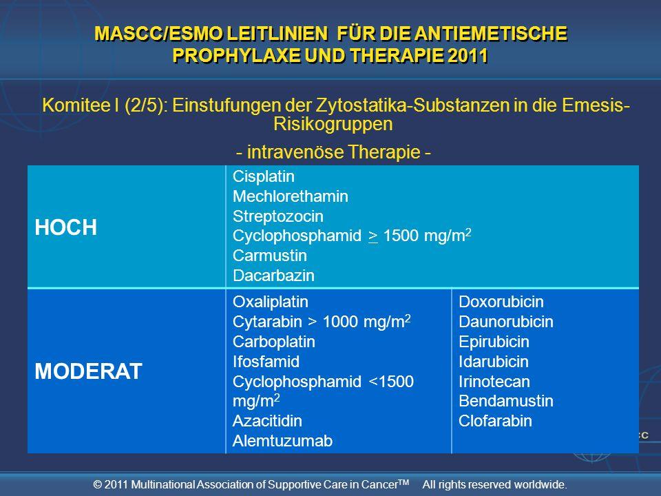 - intravenöse Therapie -