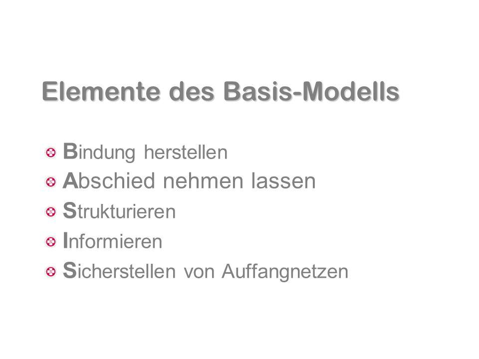 Elemente des Basis-Modells